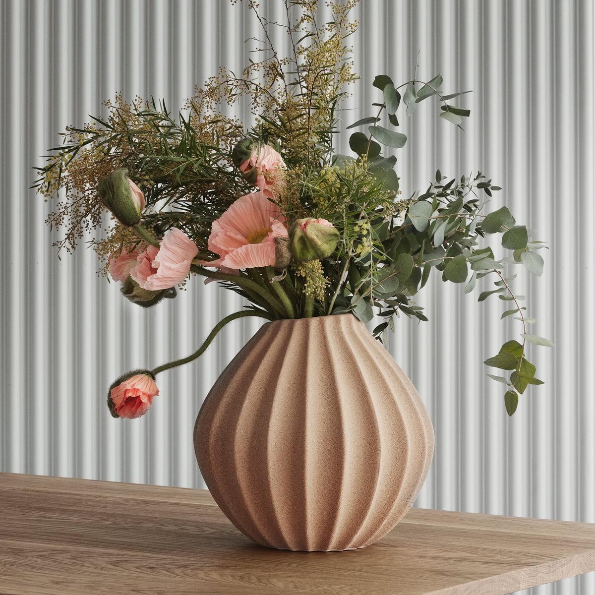 Wide Vase von Broste Copenhagen   Connox