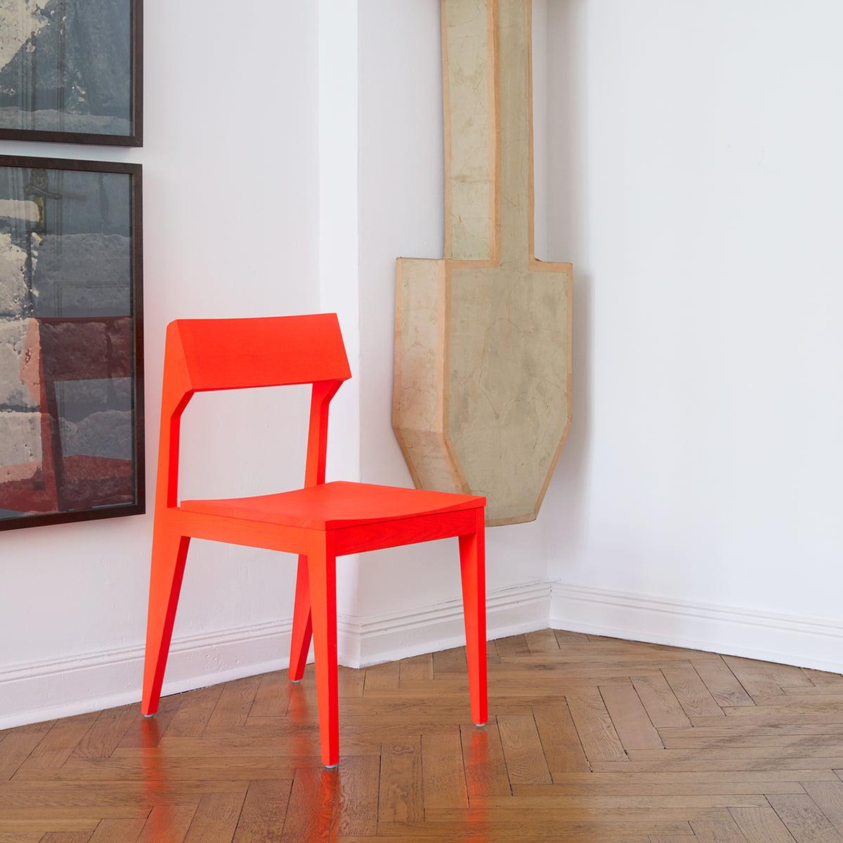 Schulz Stuhl von Objekte unserer Tage   Connox