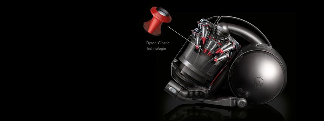 Die britische Firma Dyson stellt Staubsauger her wie den DC33c ohne Beutel. Alle Staubsauger von Dyson überzeugen durch innovative, revolutionäre Technologien.