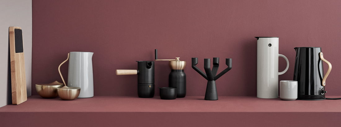 stelton design connox online shop. Black Bedroom Furniture Sets. Home Design Ideas