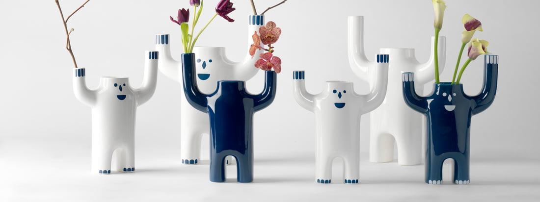 BD Barcelona ist ein Design-Unternehmen aus Spanien. Das Bdlove Pflanzgefäß eignet sich nicht nur als attraktiver Behälter für Pflanzen, sondern ebenso als Bank.