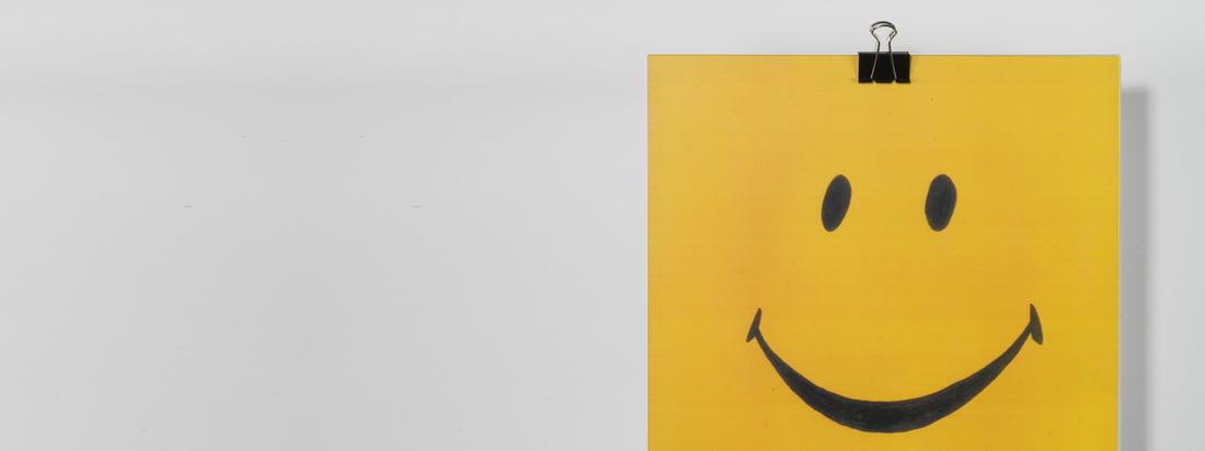 CopyLight ist bekannt für witzige und kreative Motive an Lampen. Die Edition Copy Mini Lampe bringt mit einem Smiley-Motiv gute und helle Stimmung in das Zuhause.