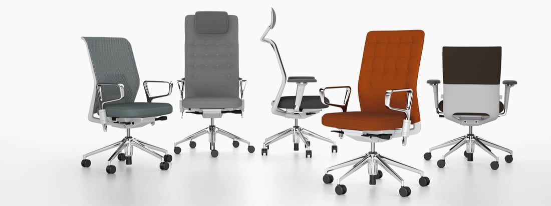 Vitra - ID Chair Concept Kollektion - Banner