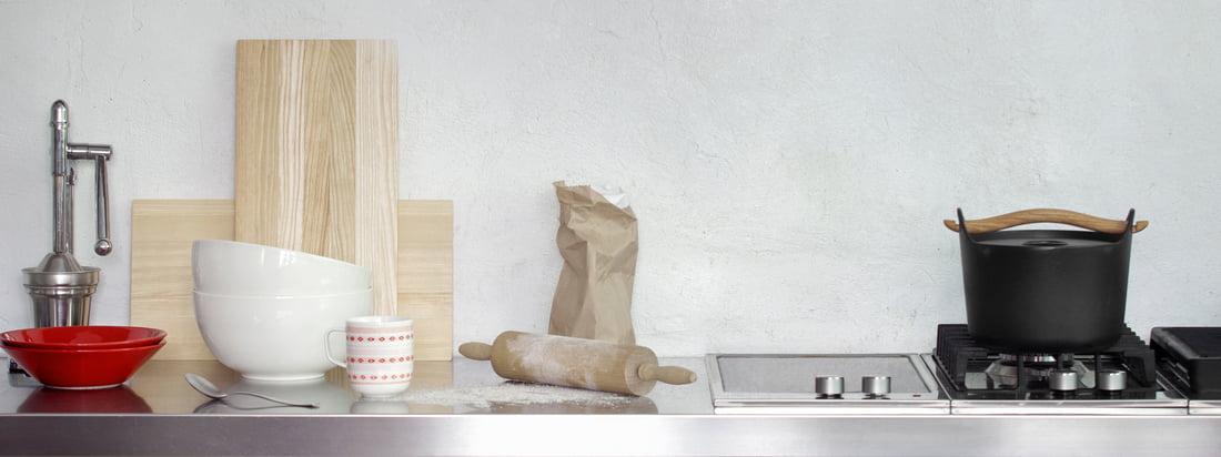 Kollektionsbanner - Iittala Cooking - Kochtöpfe und Topfserien