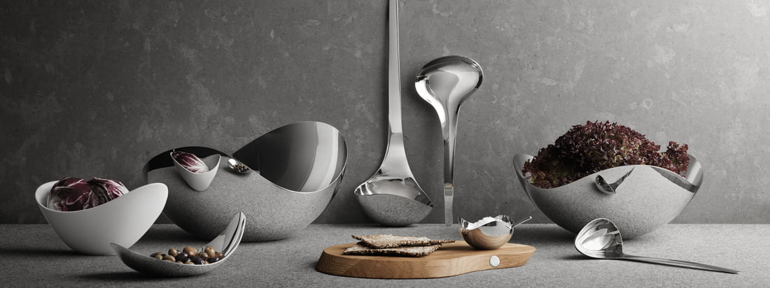 Georg Jensen - Bloom Kollektion - Header