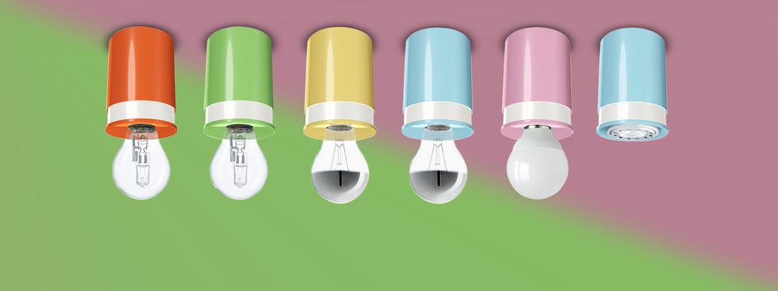 Twister Lighting wurde aus dem Bedürfnis heraus entwickelt eine Leuchte herzustellen, die nicht mehr kompliziert an die Wand montiert geschraubt muss. Ihr Ziel war es eine Leuchte zu designen, die im Handumdrehen montiert ist und dabei auch gut aussieht.