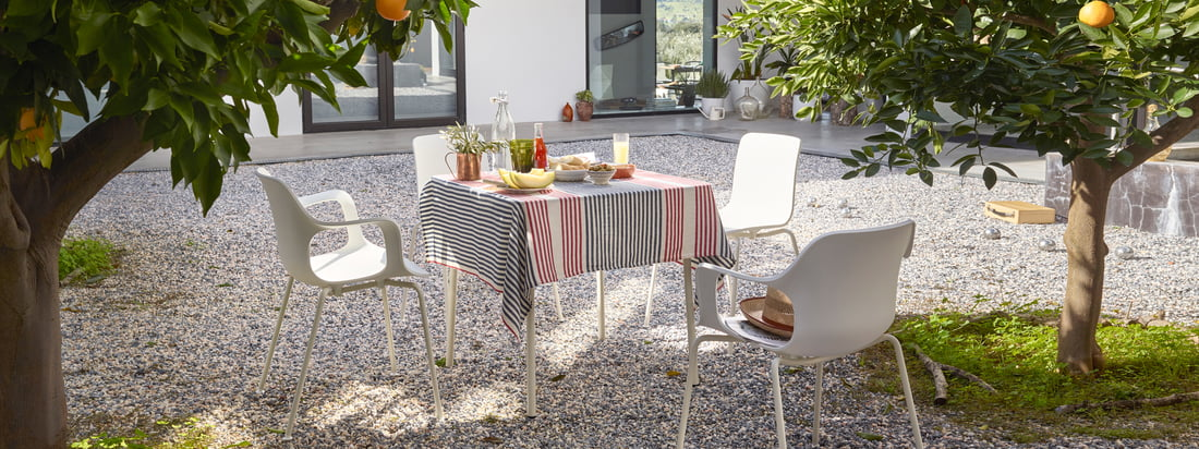 Vitra - White Collection