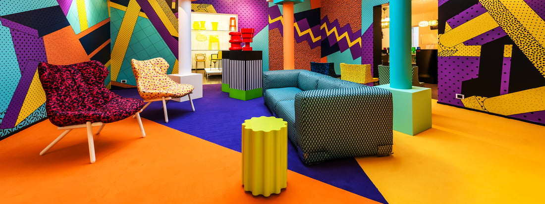 Kartell - Kartell goes Sottsass - A Tribute to Memphis