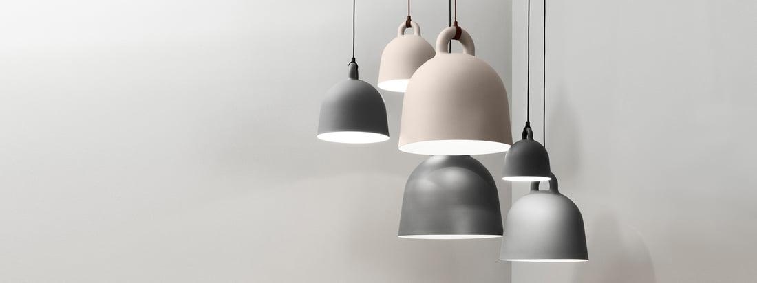 Normann Copenhagen - Bell Leuchtenkollektion