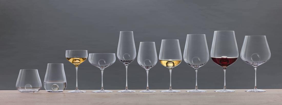 Zwiesel 1872 - Air Sense Trinkglas-Serie