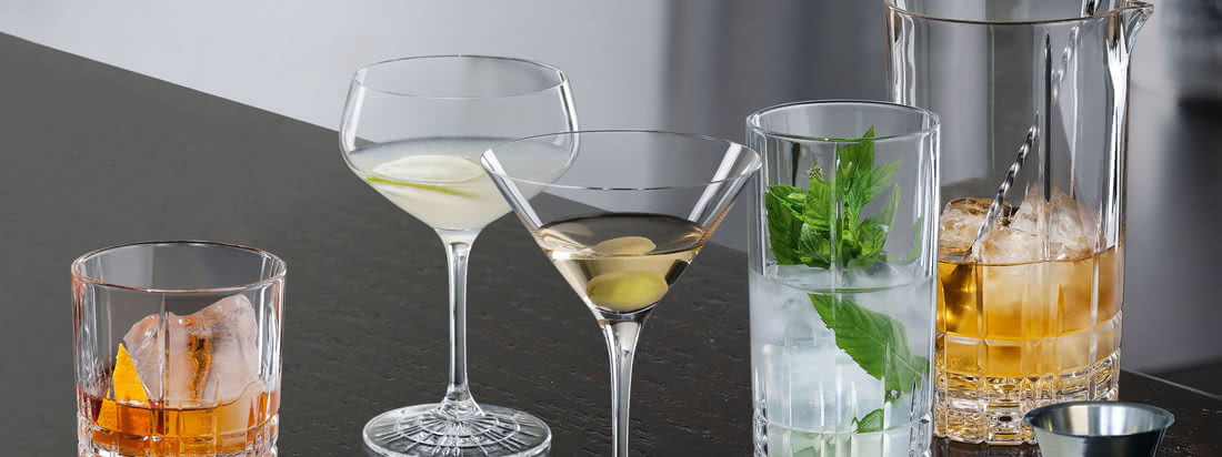 Spiegelau - Perfect Serve Glas-Serie - Banner 3840x1440