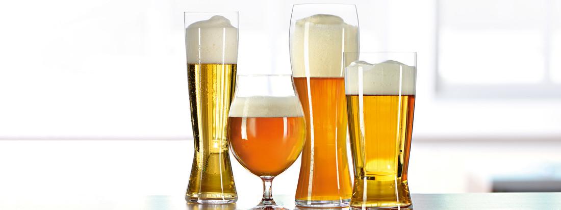 Spiegelau - Beer Classic Glas-Serie - Banner 3840x1440