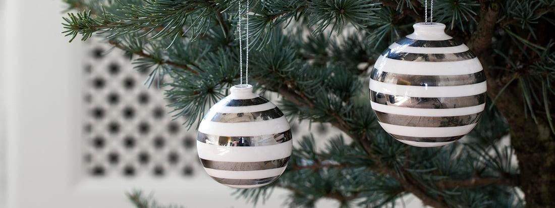 Mit der Weihnachts-Kollektion lanciert Kähler eine Auswahl an Advents- und Weihnachtsschmuck, die an die tiefen Tannenwälder Skandinaviens und die Farbnuancen des Winters erinnert.