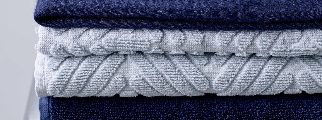 Södahl - Spirit Handtuch und Badetuch, ice