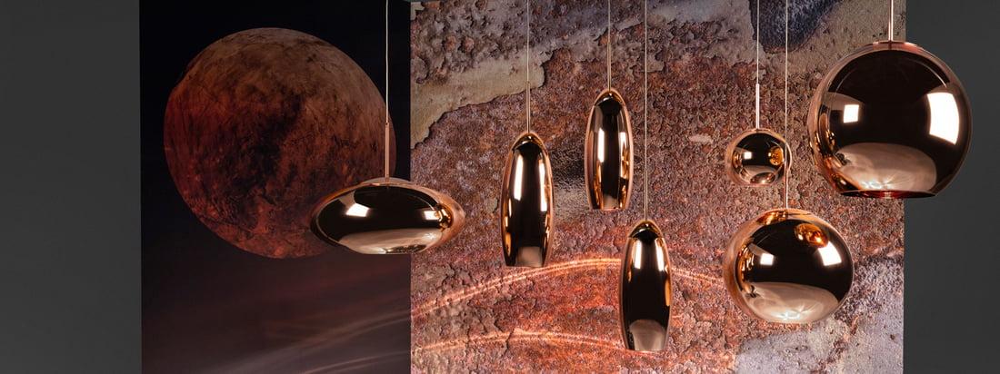 Tom Dixon - Copper Kollektion