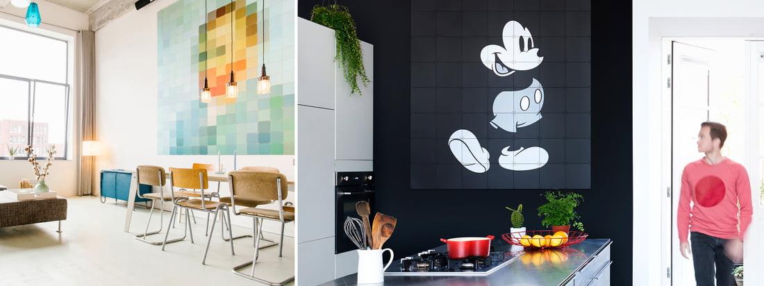 IXXI Innovative Wanddekoration | Connox Shop