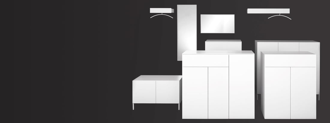 urban serie von sch nbuch connox shop. Black Bedroom Furniture Sets. Home Design Ideas