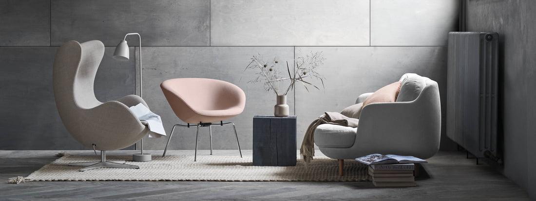 New Danish Design Klassiker Neu Interpretiert
