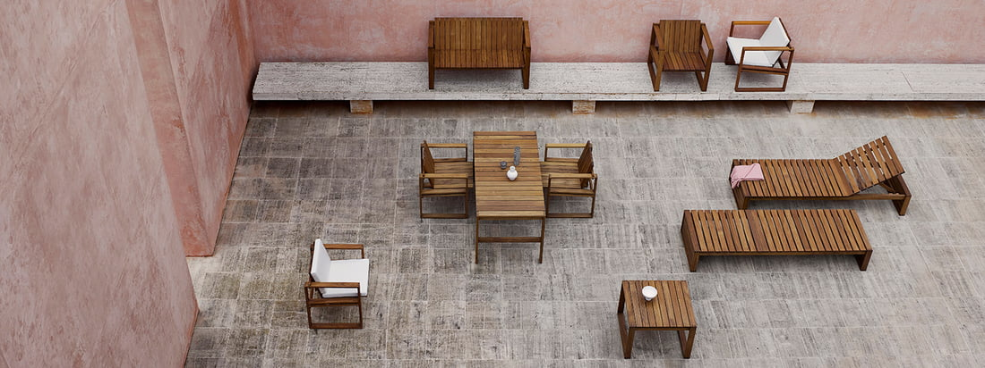 Carl Hansen - Indoor-Outdoor Serie Banner 3840 x 1440