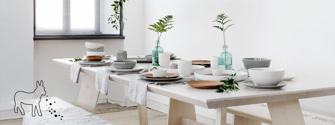 Flashsale: Tischlein deck dich