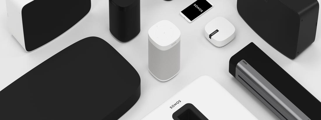 Sonos - Herstellerseite - Banner