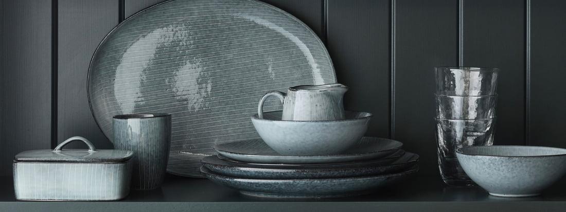 Broste Copenhagen - Nordic Geschirr Serie