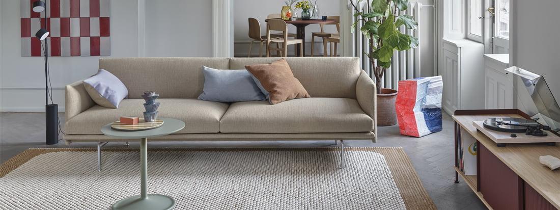 Muuto - Outline Sofa - Banner