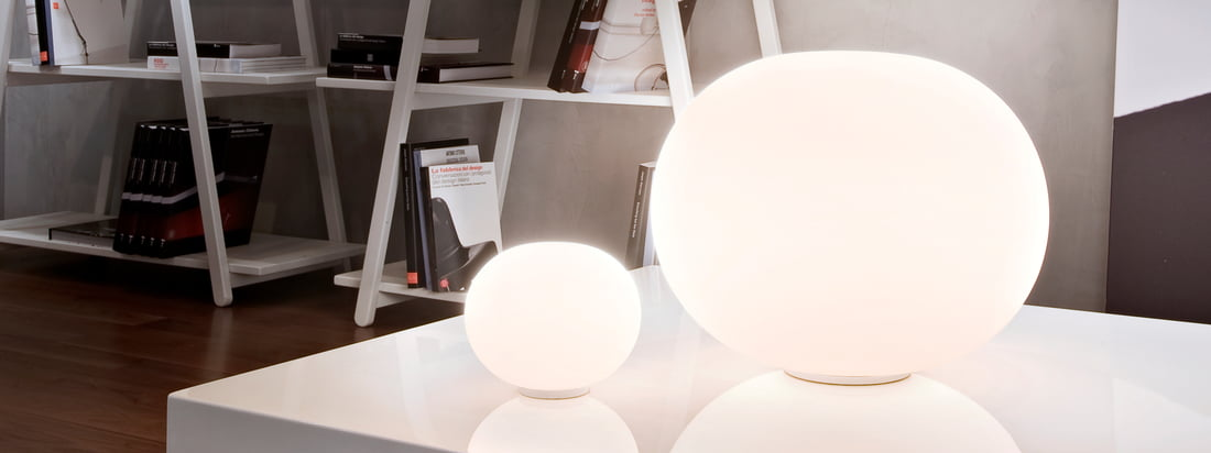Flos - Glo-Ball Leuchtenserie