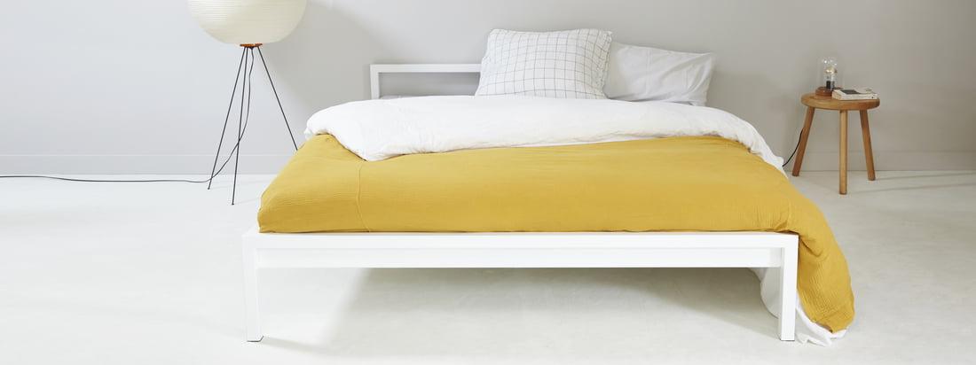 Flashsale: Schlafzimmer reduziert und stilvoll einrichten