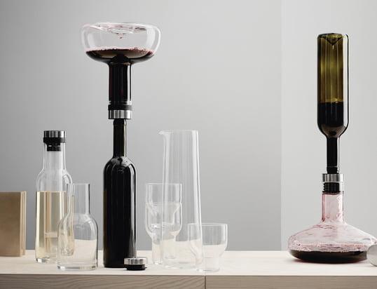 Finden Sie Wein- und Barzubehör zum Servieren und Genießen...
