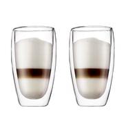 Bodum - Pavina Latte Macchiato Glas