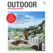 Wohn!Design Sonderheft Outdoor - Cover