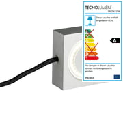 Tecnolumen - Square LED-Mehrzweckleuchte
