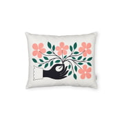Vitra - Graphic Print Pillow - Hand