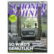 Schöner Wohnen November 2015 Cover