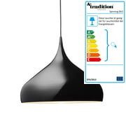 &Tradition - Spinning Light BH2 Pendelleuchte