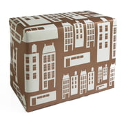 pleased to meet - Townhouses Geschenkpapier