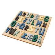Sebra - Holz-Puzzle ABC