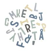 Sebra - Magnetbuchstaben