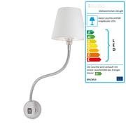 Stiletto - Glühwürmchen DeLight mit Textilschirm (LED)