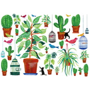 Fatboy - Lekkerplèkkuh Fensterdekoration Flora & Fauna