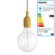 Muuto - Pendelleuchte E27-Socket LED