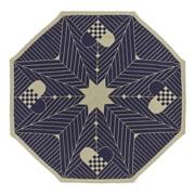 Georg Jensen Damask - Octagon Weihnachtsbaum-Teppich