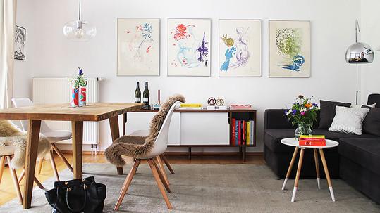 Individuelle Interior-Design-Konzepte