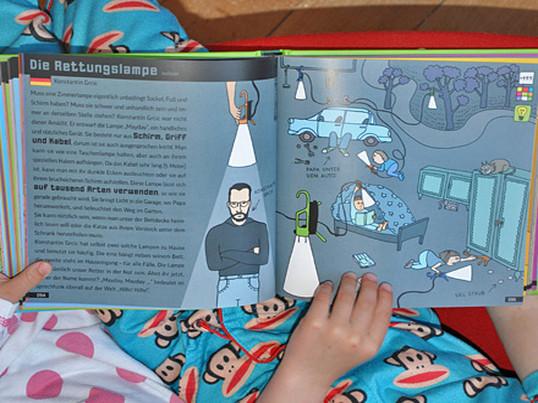Kinderbücher - Teaser