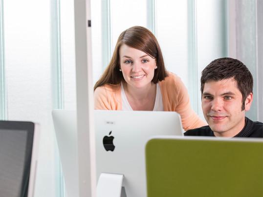 Mitarbeiter/in im Bereich Onlinemarketing - Banner