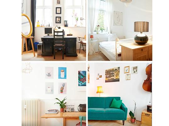 studentenzimmer einrichten 5 einfache tipps. Black Bedroom Furniture Sets. Home Design Ideas