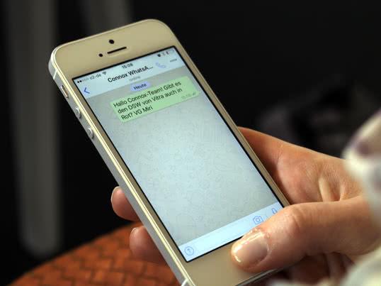 Die Service-Mitarbeiter von Connox sind ab sofort via WhatsApp unter der Mobilnummer 0175 2666260 für Beratung und Kundenservice auch mobil per WhatsApp erreichbar.