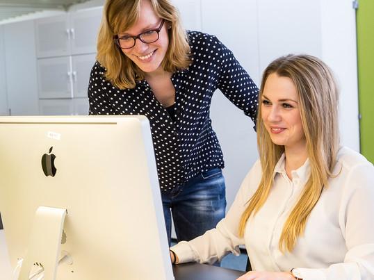 Jobs -Karriere-Stellenausschreibung Datenmanagement Situation