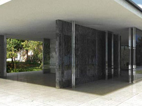 Thema - Der Barcelona-Pavillon
